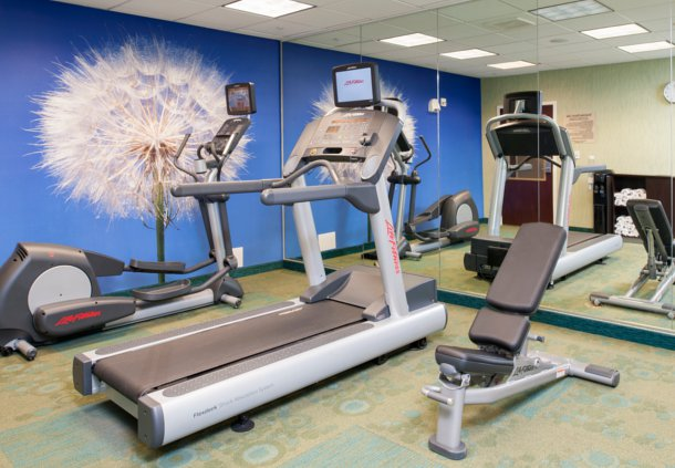 SpringHill Suites by Marriott Grand Rapids Airport Southeast image 3