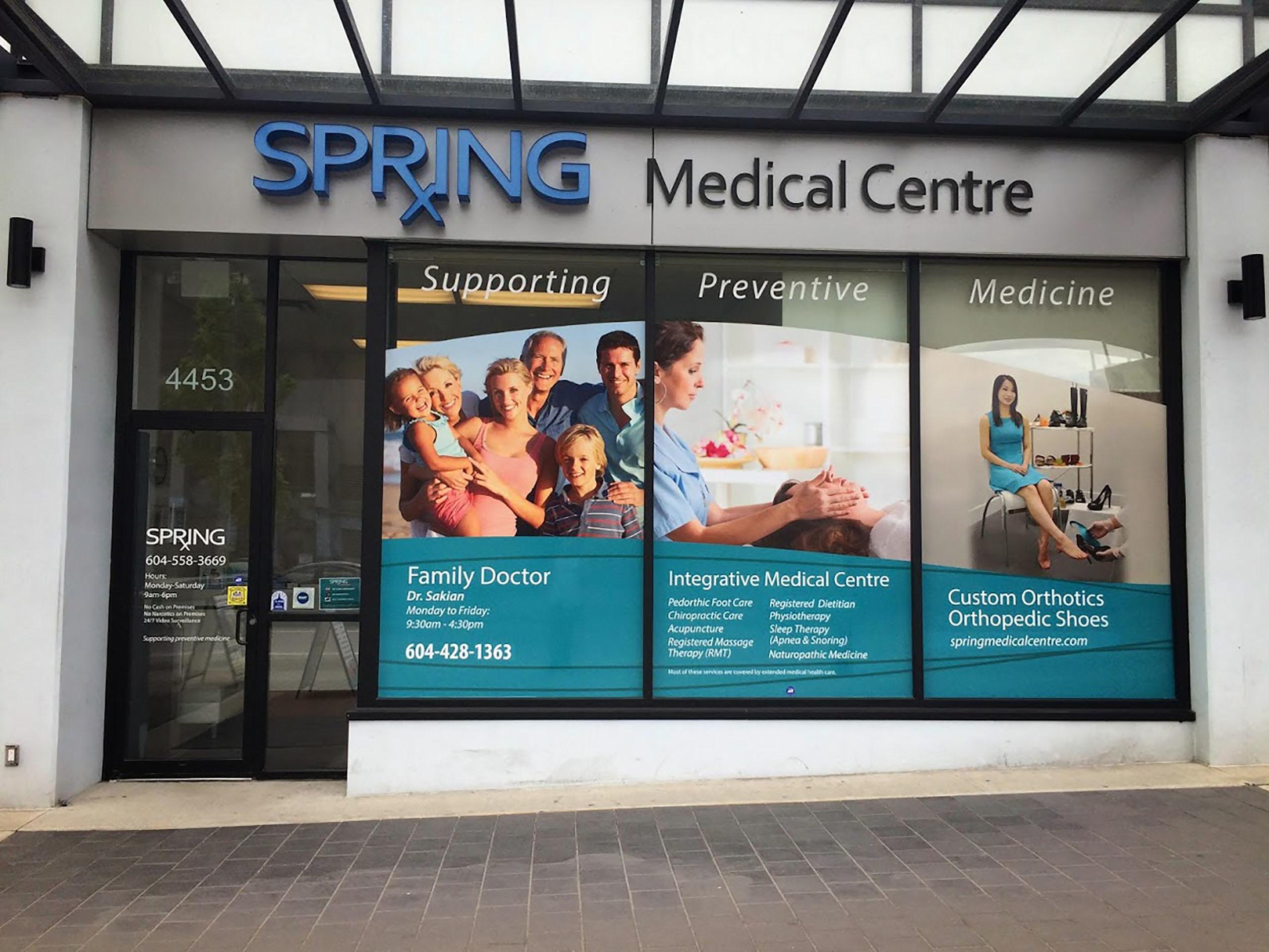 Spring Medical Centre