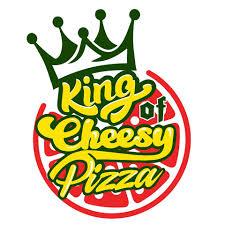 King of Cheesy Pizza image 0