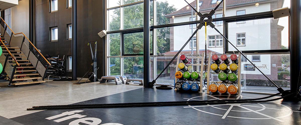 Fitness First Kaiserslautern - Freestyle Fläche