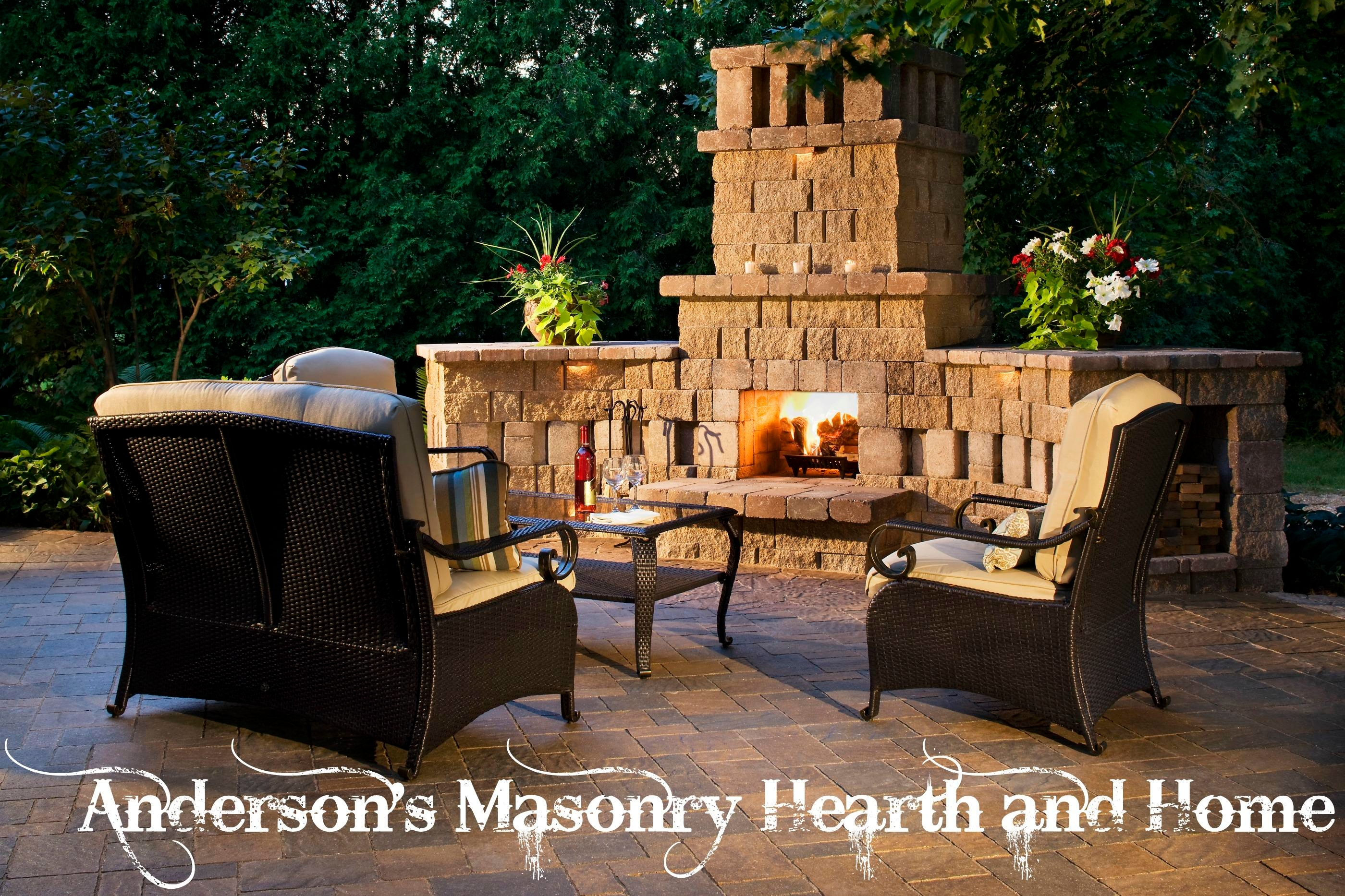 Anderson's Masonry Hearth and Home