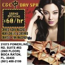 C & C Day Spa - Oriental Massage