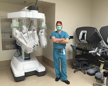 Hepatobiliary Pancreatic & Robotic Surgery Institute image 1
