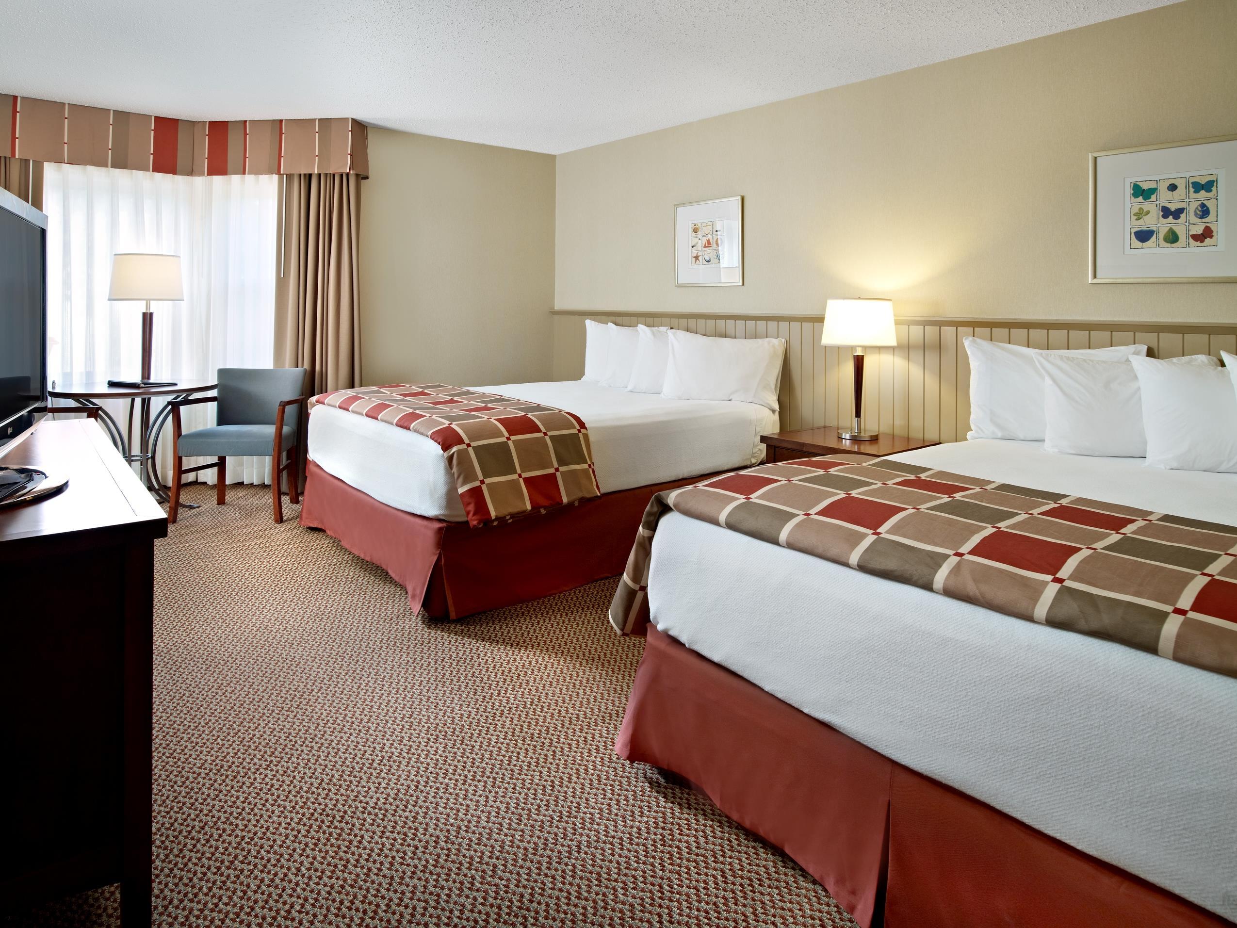 Best Western Charlottetown in Charlottetown: Two Double Room