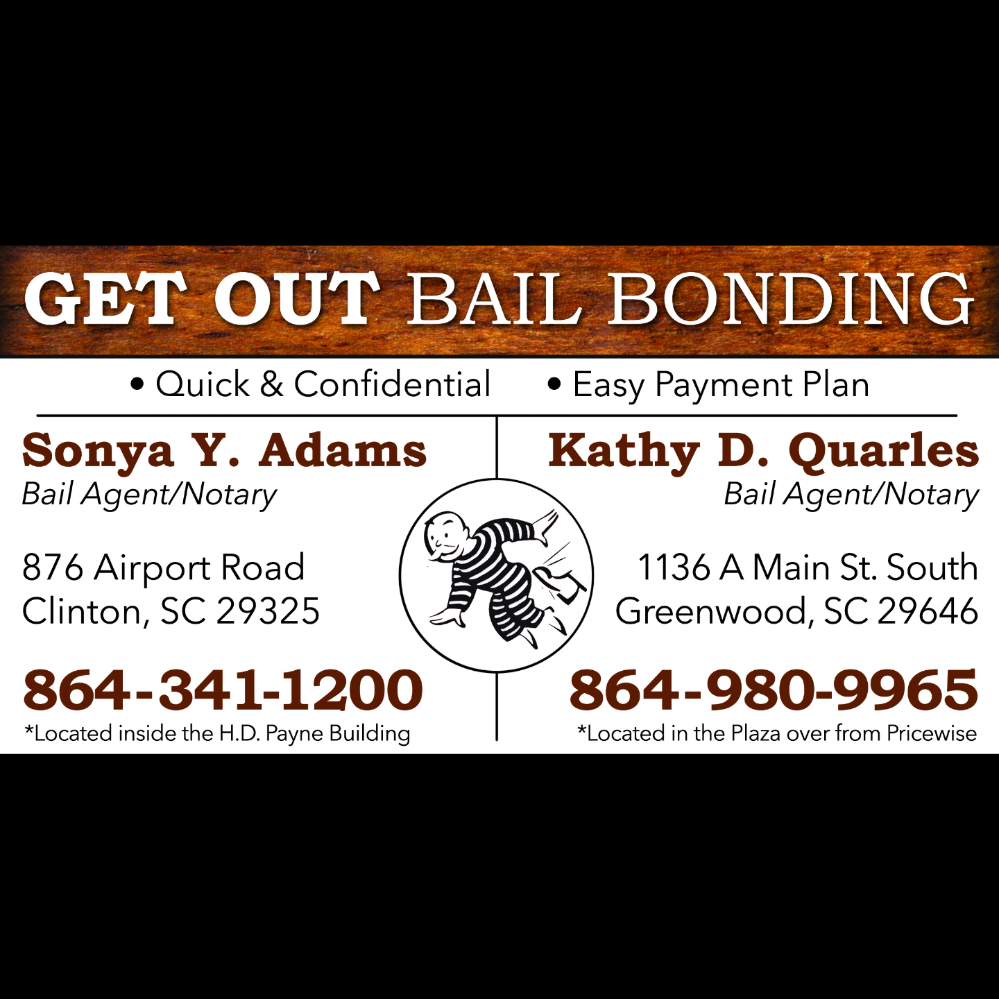 Get Out Bail Bonding