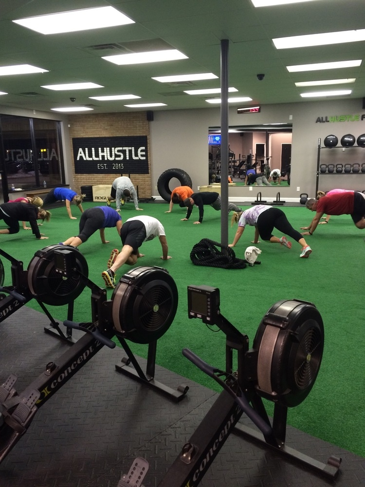 AllHustle Fitness image 0
