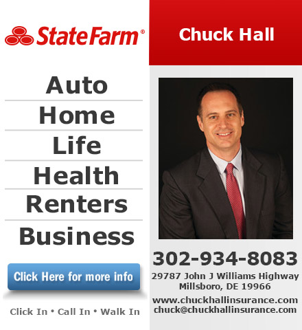 Chuck Hall - State Farm Insurance Agent image 0