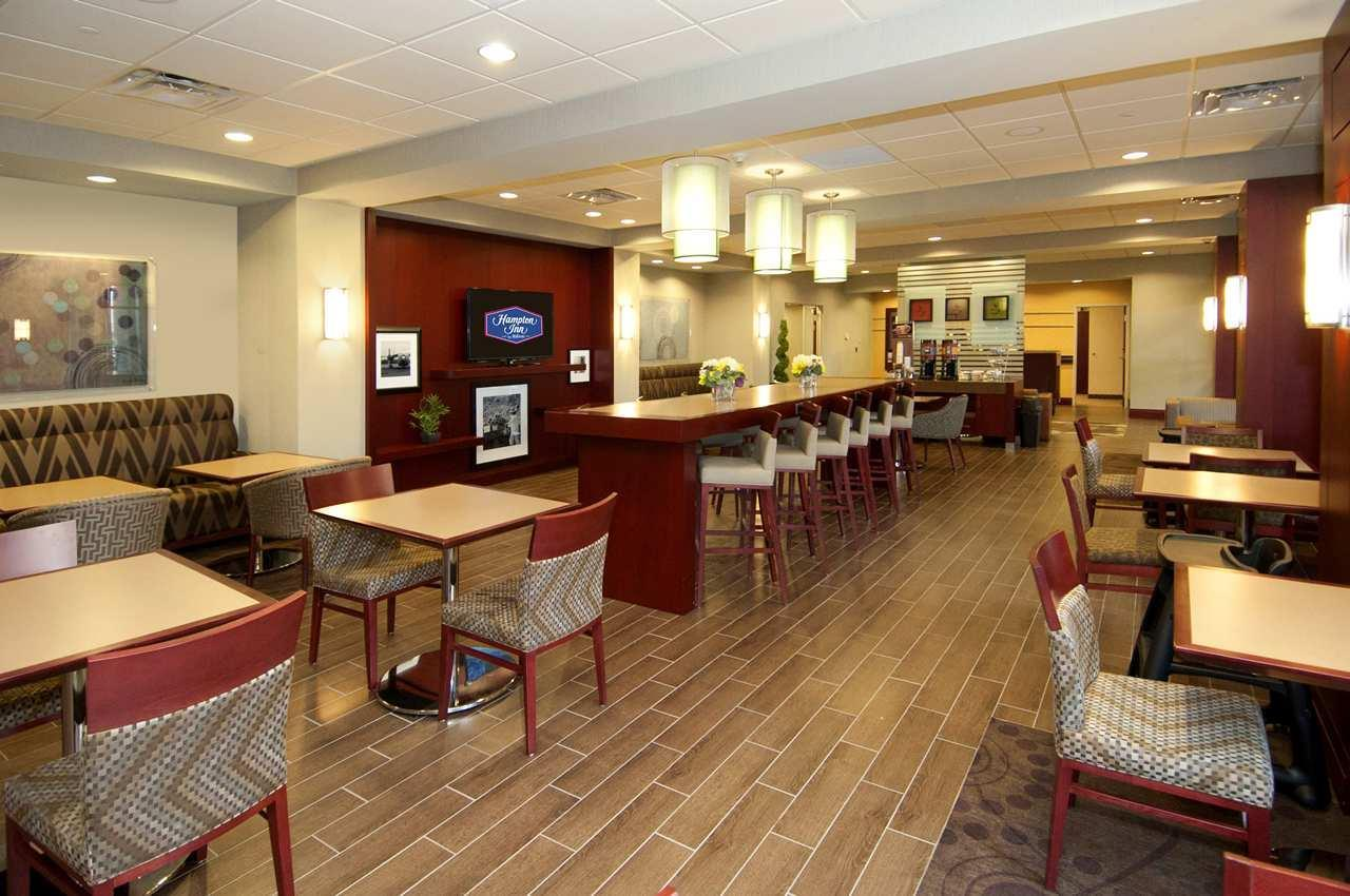 Hampton Inn by Hilton Brampton Toronto à Brampton: Breakfast Area