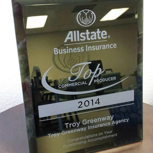Troy Greenway: Allstate Insurance image 2