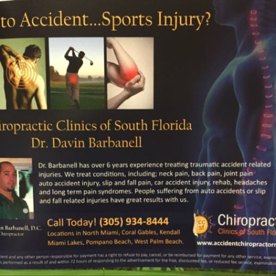 Accident Chiropractic Clinic Miami image 6