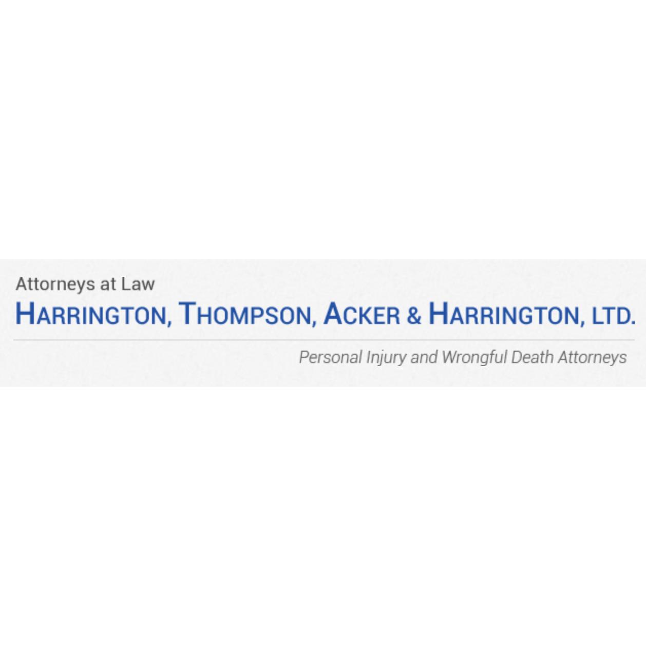 Harrington, Thompson, Acker & Harrington, Ltd.