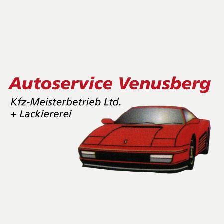 Logo von Autoservice Venusberg - Kfz-Meisterbetrieb Lackiererei und Autohandel