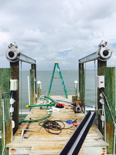 Innovative Marine Structures - Boat Lifts, Docks, Seawalls & More image 3
