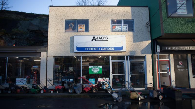 Ajac's Equipment (1982) Inc in Nanaimo
