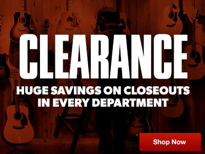 In-Store Clearance.