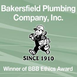 Bakersfield Plumbing Co Inc