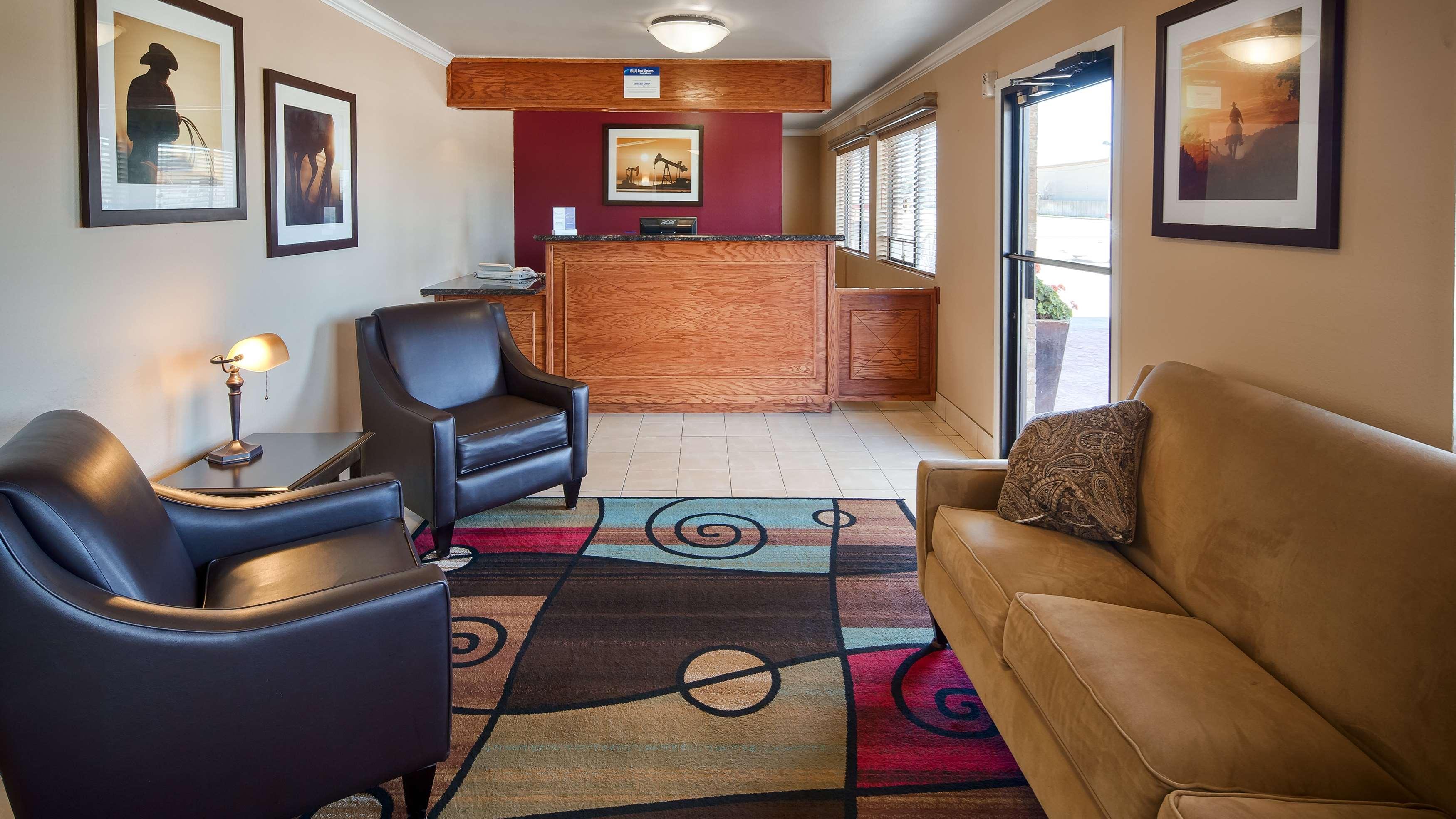 Best Western Caprock Inn image 3