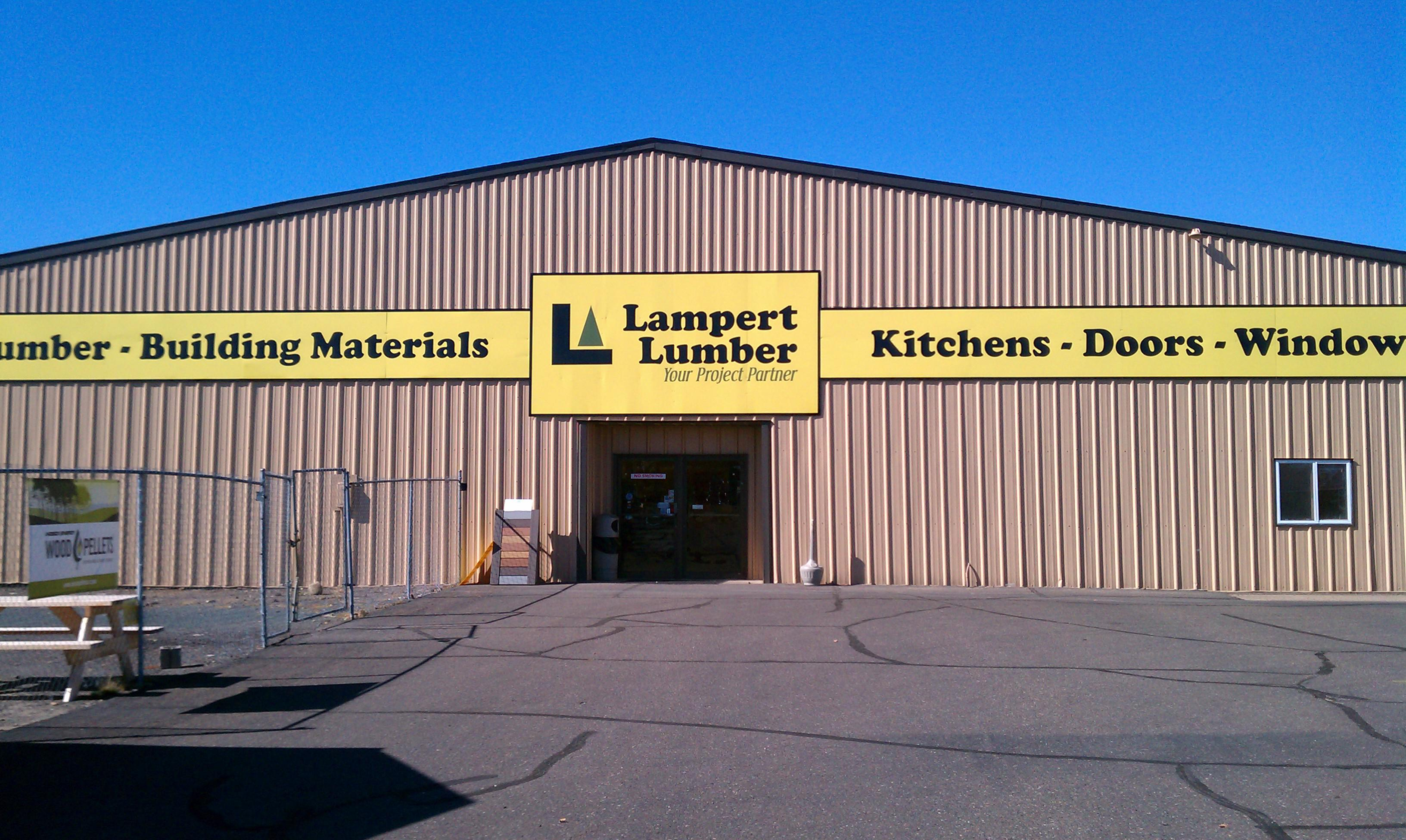 Lampert Lumber - Rice Lake image 1