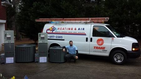 S P Heating & Air image 4