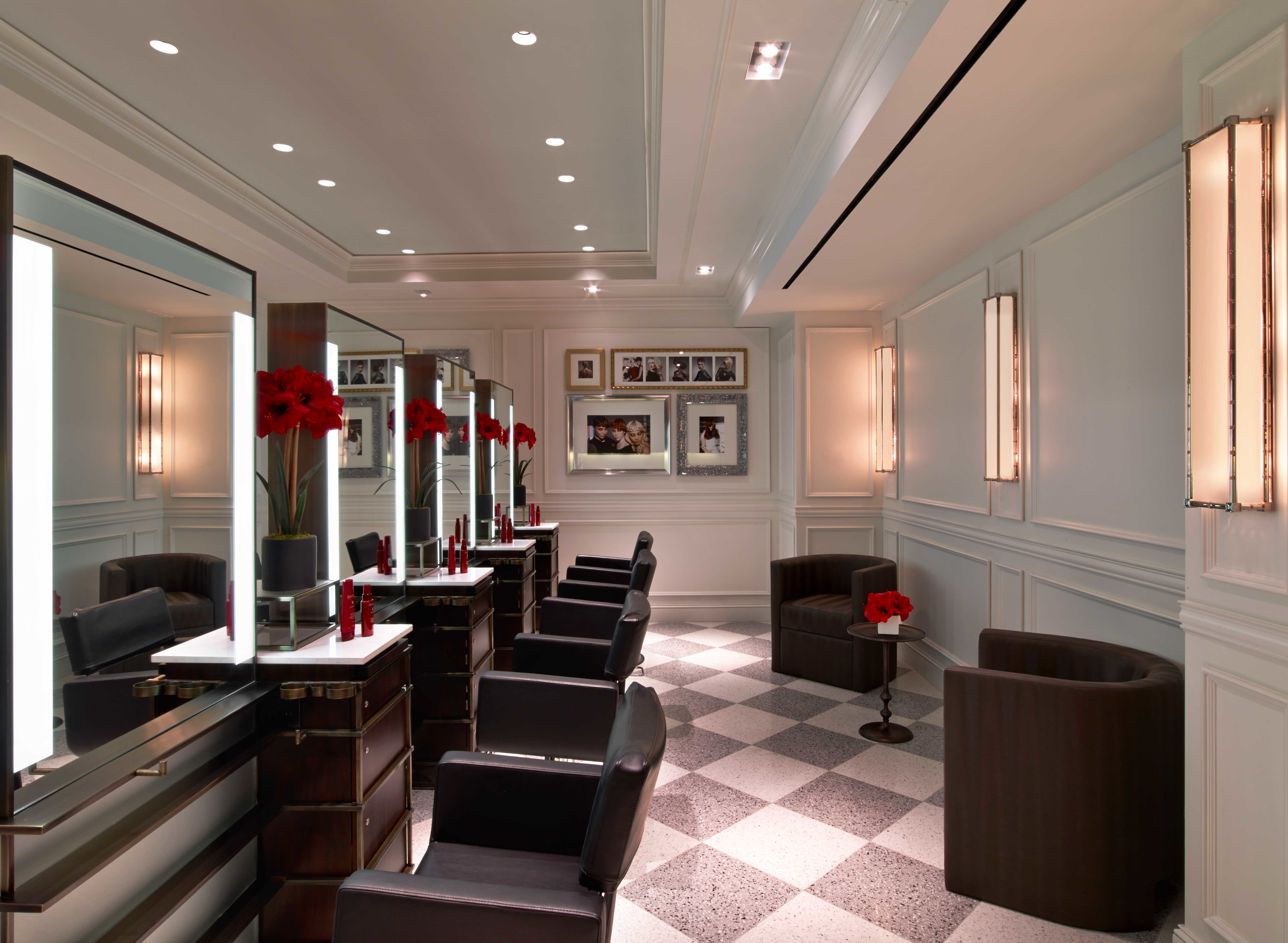 The Red Door Salon Spa In New York City Union Square