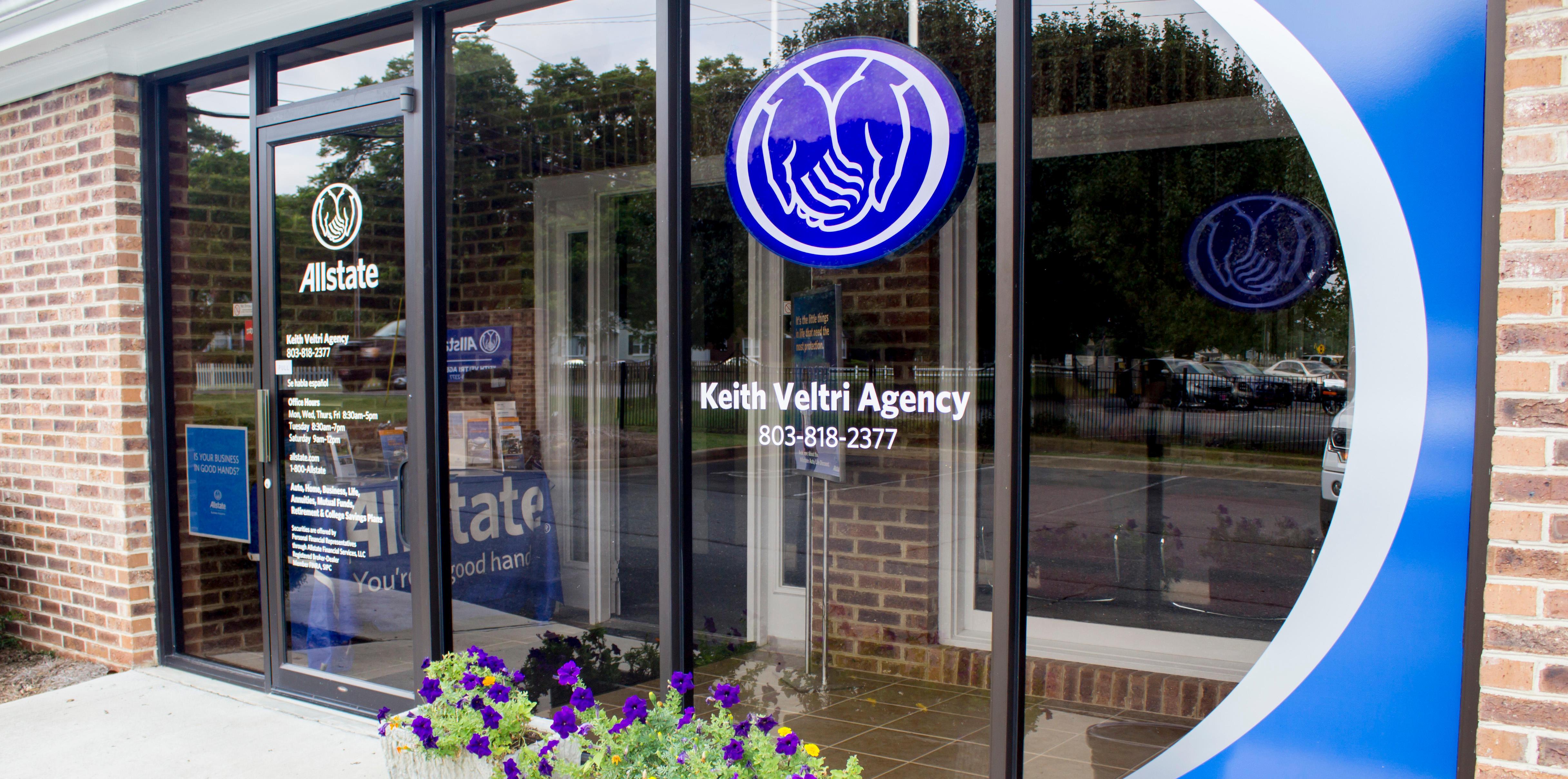 Keith Veltri: Allstate Insurance Photo