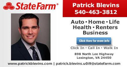 Patrick Blevins - State Farm Insurance Agent image 0