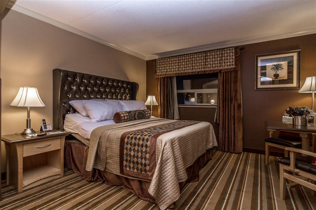 Best Western Marquis Inn & Suites in Prince Albert: Deluxe Suite