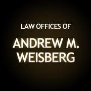 Law Office of Andrew Weisberg - ad image