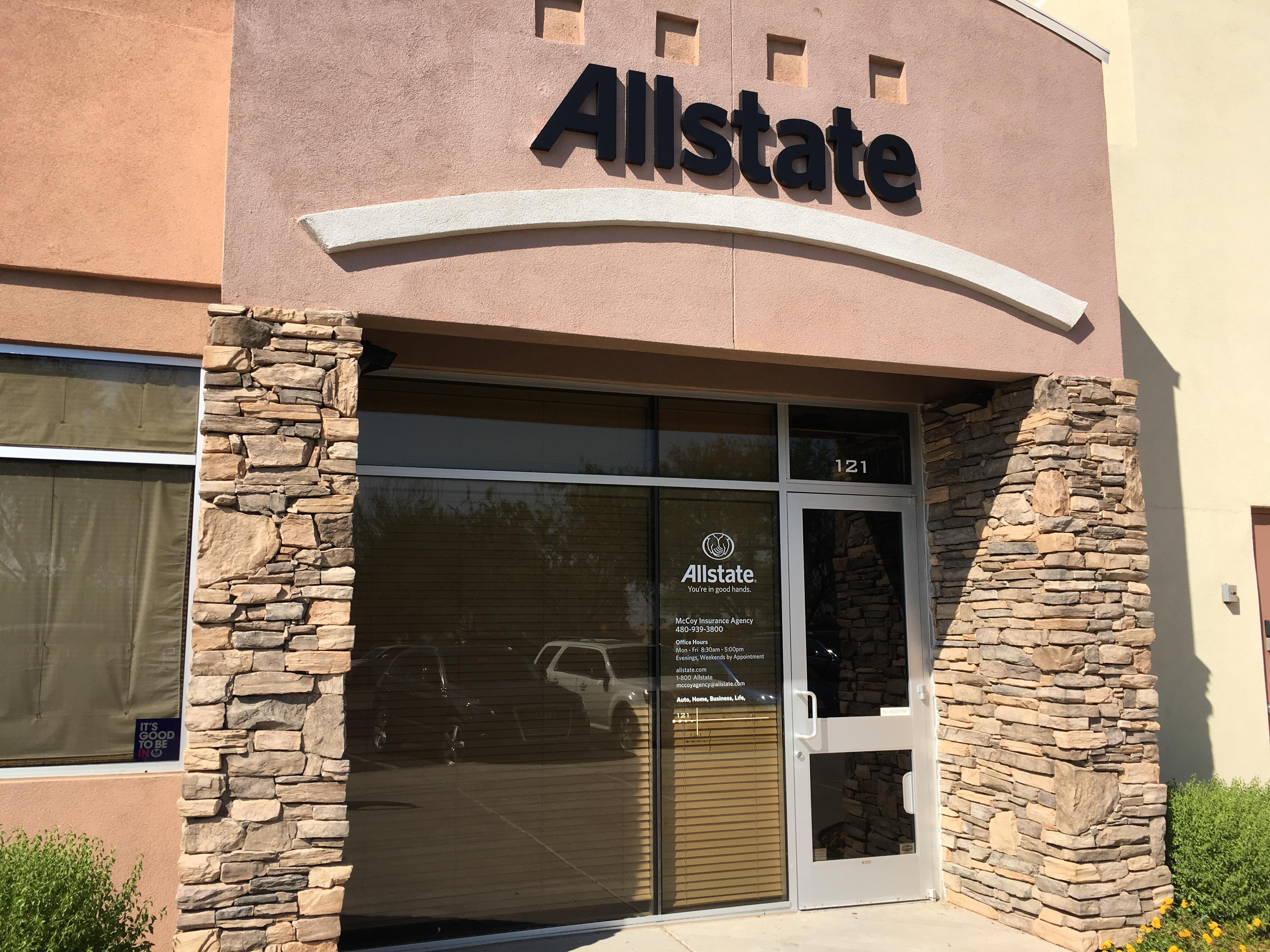 Allstate Insurance Agent: Derrick McCoy image 1