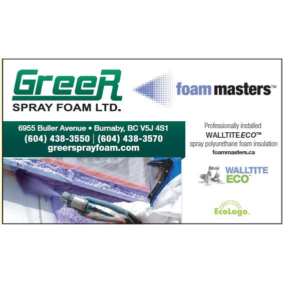 Greer Spray Foam Ltd
