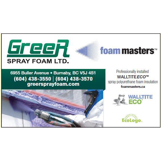 Greer Spray Foam Ltd
