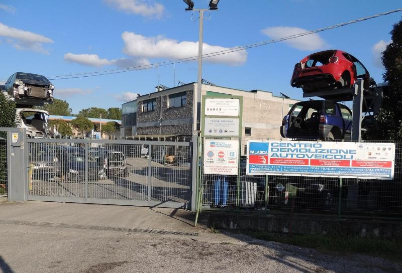 Centro Demolizioni Autoveicoli