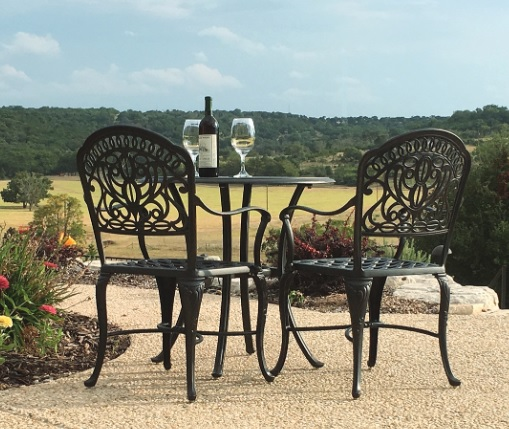 OutBack Patio Furnishings - Marble Falls image 0