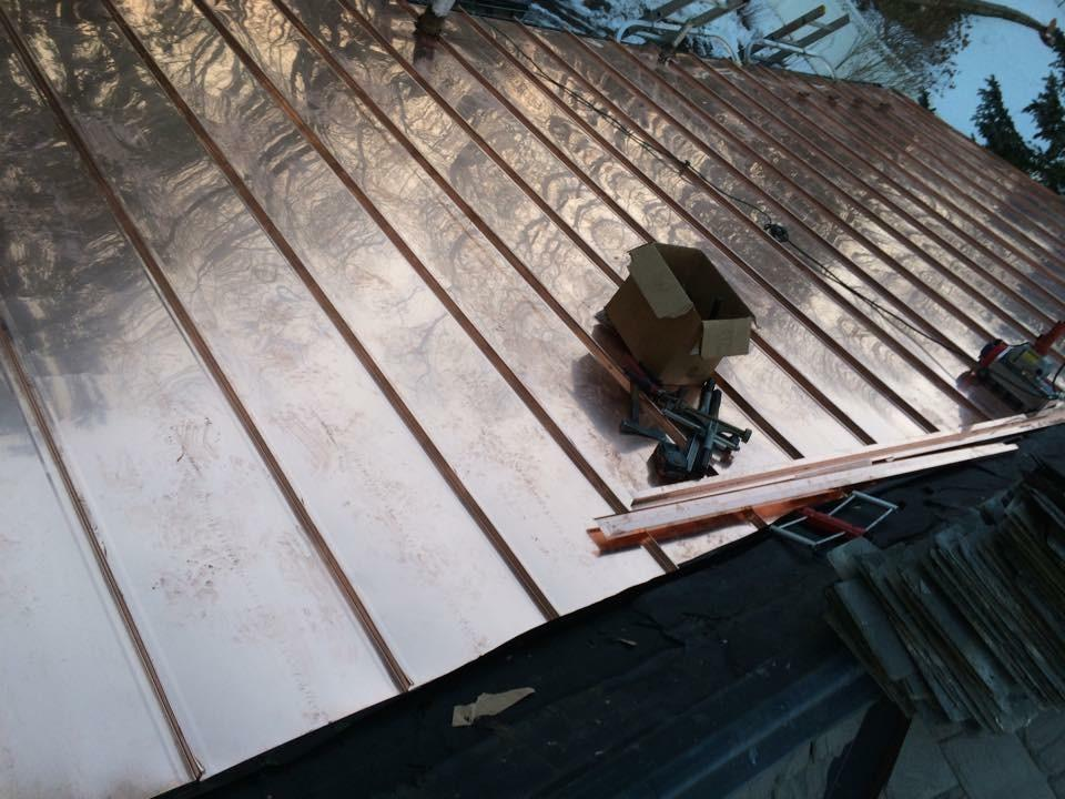 Joey Wildasin Slate Roofing image 1