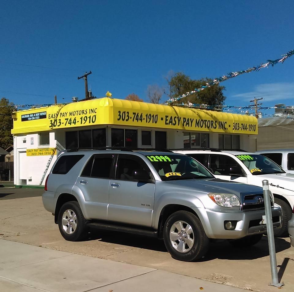 Car Sales S Broadway Denver