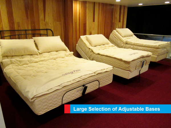 Large Selection Of Adjule Bases At Los Angeles Mattress S For Diffe Styles Pricing Please Visit Www Mattressslosangeles