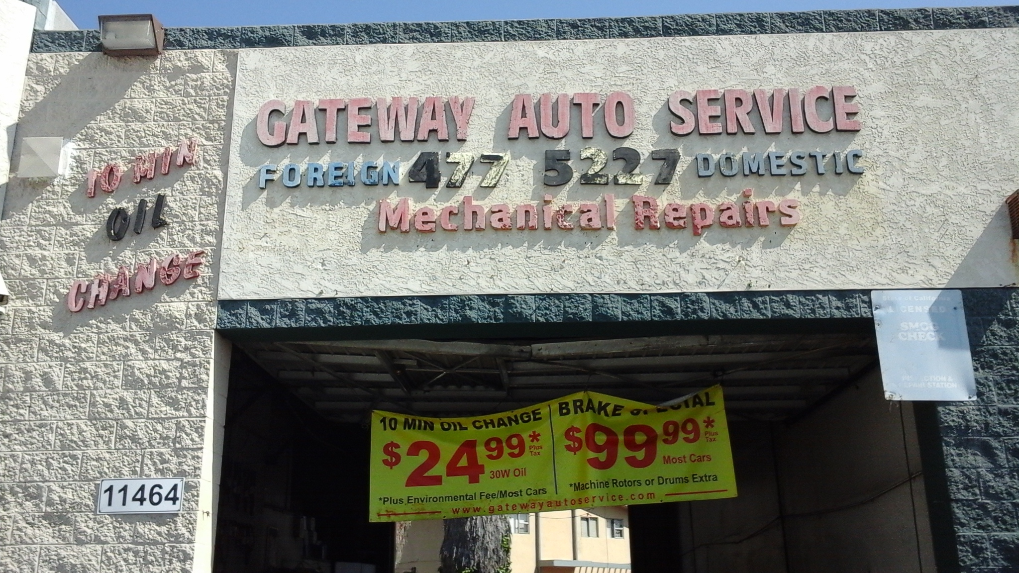 Gateway Auto Service & Body Shop