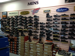 A-OK Shoes & Key Men's Apparel Ltd in Bonnyville