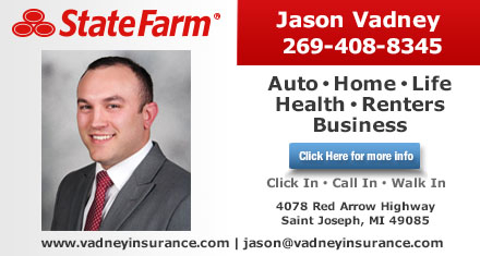 Jason Vadney - State Farm Insurance Agent image 0