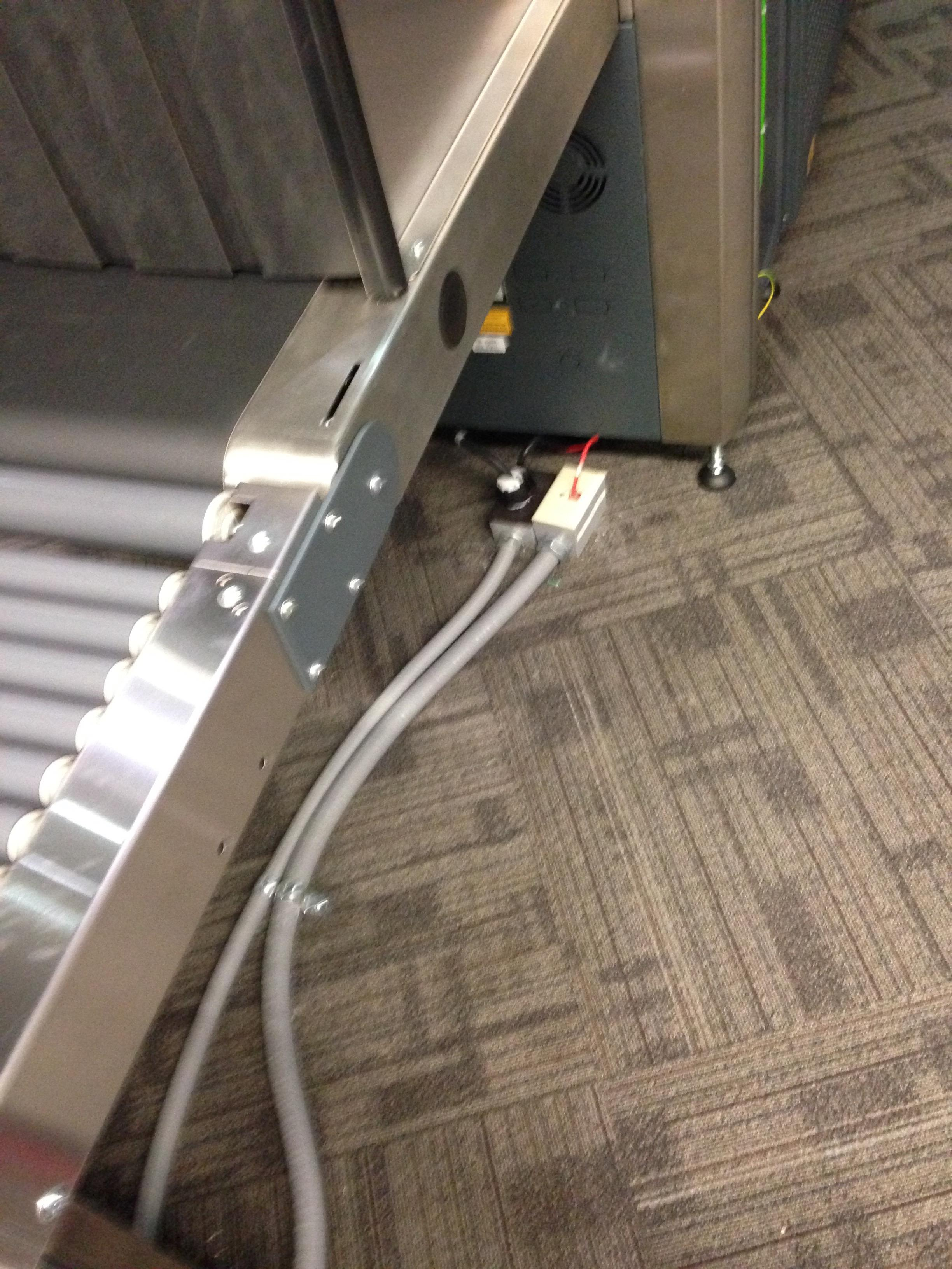 Baton Rouge airport security enhancements.