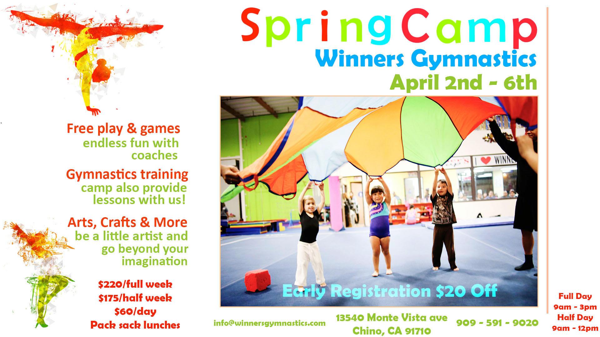 Winner's Academy of Gymnastics image 12