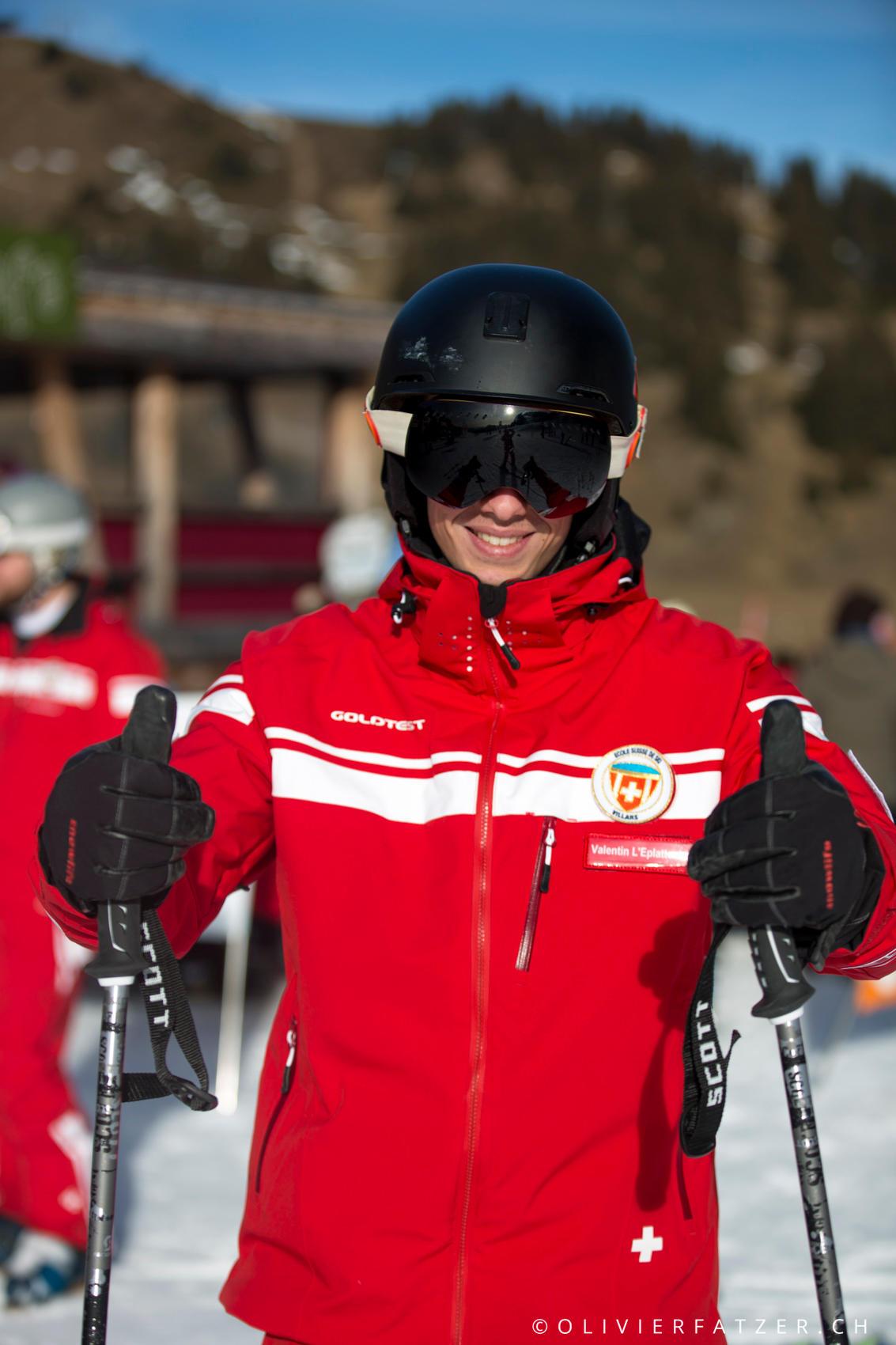 Ecole Suisse de Ski - Villars