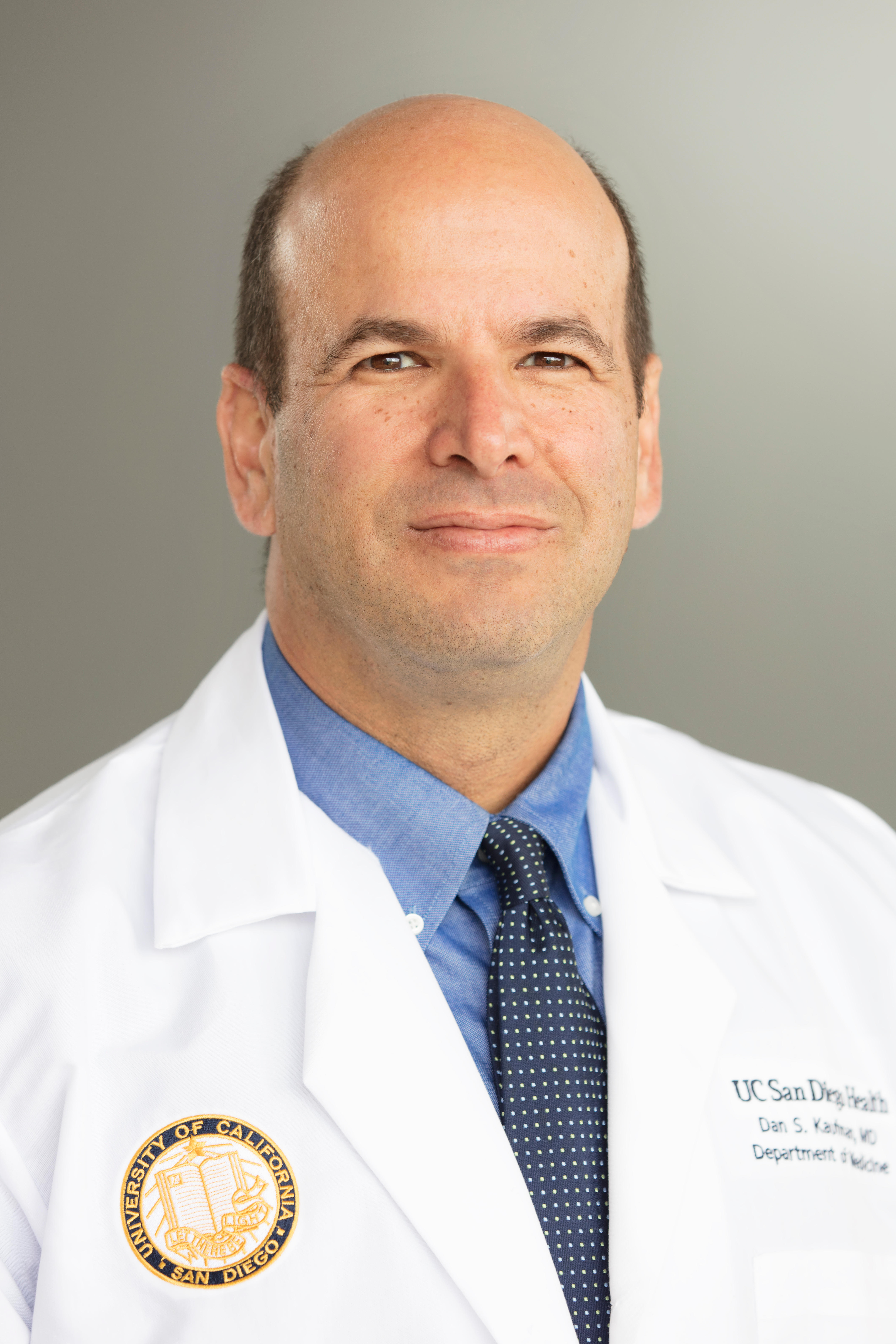 Image For Dr. Dan S. Kaufman MD, PHD