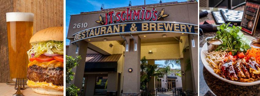 Jt Schmid S Restaurant Brewery Anaheim Ca