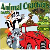 Animal Crackers Pesky Wildlife Removal