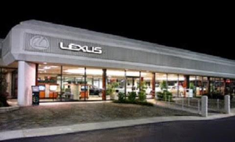 Lexus of greenville at 2660 laurens rd greenville sc on fave for Motor mile greenville sc