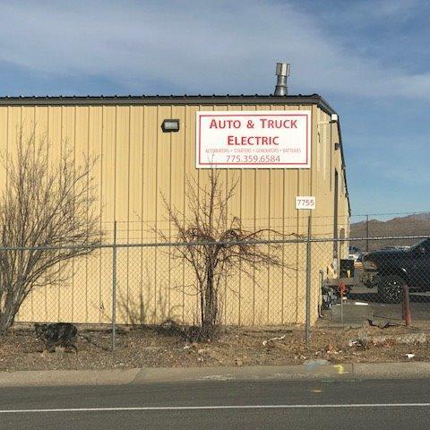 Auto truck electric in reno nv 89506 citysearch for Electric motor repair reno nv