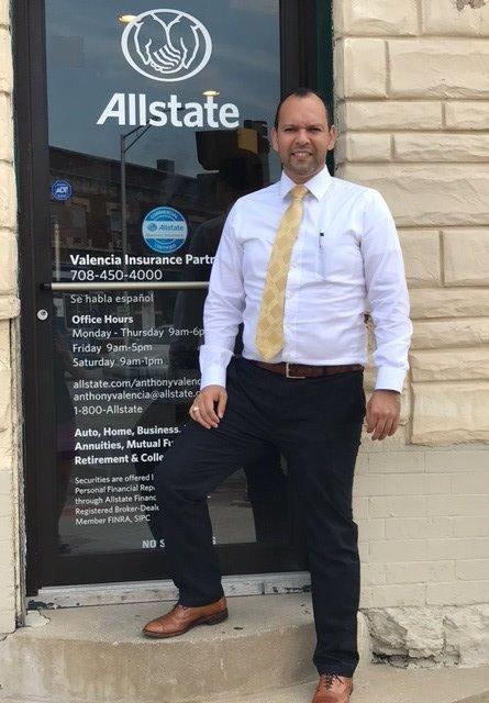 Allstate Insurance Agent: Anthony Valencia image 1