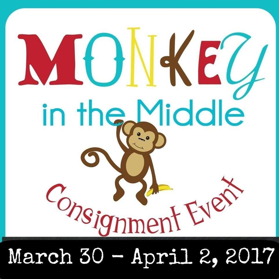 Monkey in the Middle Consignment Event