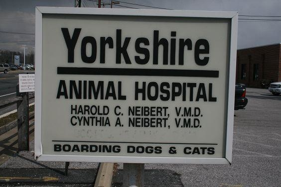 Yorkshire Animal Hospital In York Pa 717 755 4935